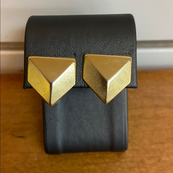 Gold Loren Hope Studs